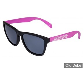 LUNETTES - SANTA CRUZ - VOLLEY - BLACK/PINK - ADULTE
