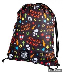 SAC -  SANTA CRUZ - Santa Cruz Womens Bag Eclipse Bag - COULEUR : MULTI