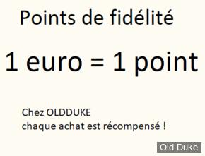 POINT DE FIDELITE
