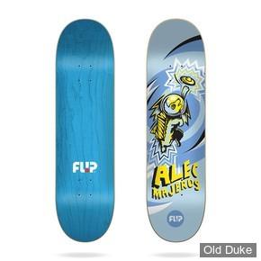 "DECK - 8.25"" / 32.31"" - Majerus Tin Toys 8.25""x32.31"" Flip Deck - FLIP SKATEBOARD"