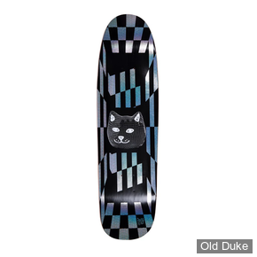 "DECK - 8.5"" - ILLUSION CRUISER  -  RIPNDIP"