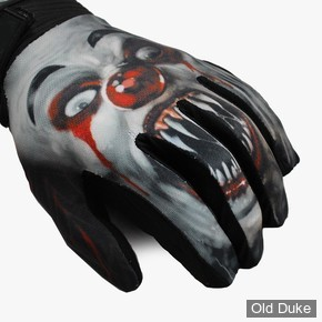 GANTS - LETHAL THREAT - KILLER CLOWN GLOVES -
