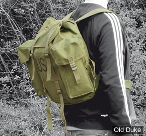 SAC A DOS - FOSTEX - BACK PACK - VERT OLIVE