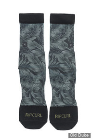 CHAUSSETTES - RIP CURL - YARDAGE SOCKS - DUSTY OLIVE - TAILLE : 40 / 42