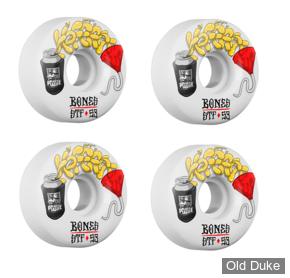 ROUE DE SKATE - D / 53MM - BONES - PRO HOFFART BEER BONG - V2