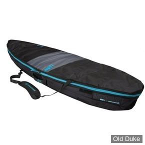 HOUSSE DE SURF - SHORTBOARD - LONGUEUR : 6'7 - POUR 1 PLANCHE - CREATURES OF LEASURE - DAY USE - CHARCOAL / CYAN