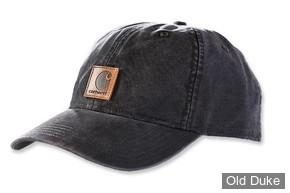 CASQUETTE - CARHARTT - ODESSA CAP - COULEUR : NOIR
