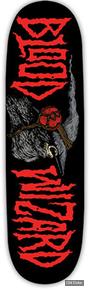 "DECK - 8"" / 31.375"" - BLOOD WIZARD - TEAM INFERNAL DEATH"