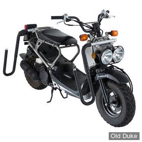 RACK DE TRANSPORT SCOOTER POUR SURF - MOPED RACK - MOVED BY BIKES