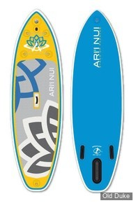 PLANCHE DE STAND UP PADDLE GONFLABLE - LONGUEUR : 9'6 - ARR'I NUI - MODELE : SPEAR
