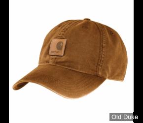 CASQUETTE - CARHARTT - ODESSA CAP - COULEUR : MARRON