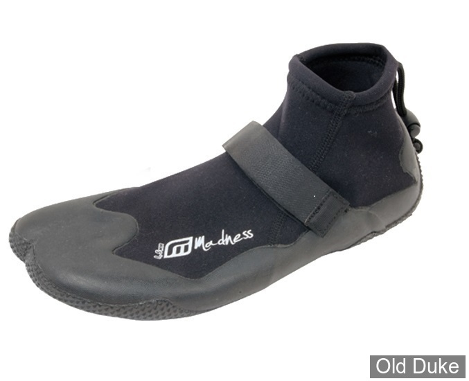 CHAUSSONS NEOPRENE - 3MM - MADNESS - REEF BOOTS ROUND TOE - TAILLE  : 45