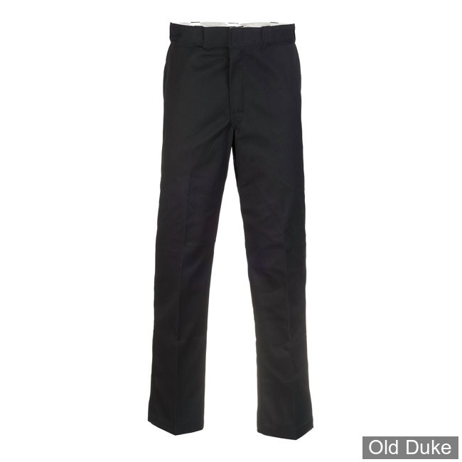 PANTALON - DICKIES - 874 - ORIGINAL WORK PANTS - BLACK / NOIR - TAILLE : 34 / 34