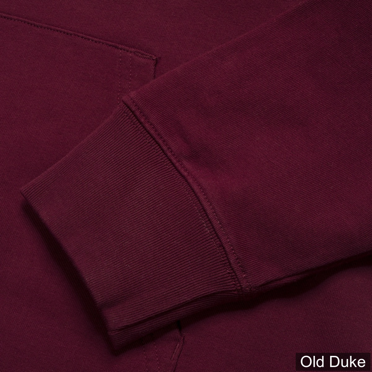 SWEAT SHIRT A CAPUCHE - CARHARTT WORK IN PROGRESS - HOODED DIVISION - CHIANTI / MULTICOLOR - TAILLE  : M