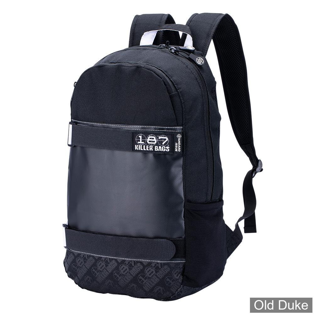 SAC A DOS - 187 KILLER PADS -  STANDARD ISSUE BACKPACK - COULEUR : NOIR