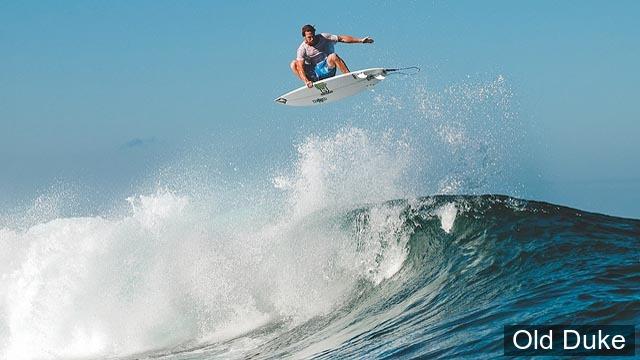 PAD / GRIP SURF - 3 PIECES - ARCHE CENTRALE - CREATURES OF LEASURE - 300 x 310 - MITCH COLEBORN signature - WHITE MIX