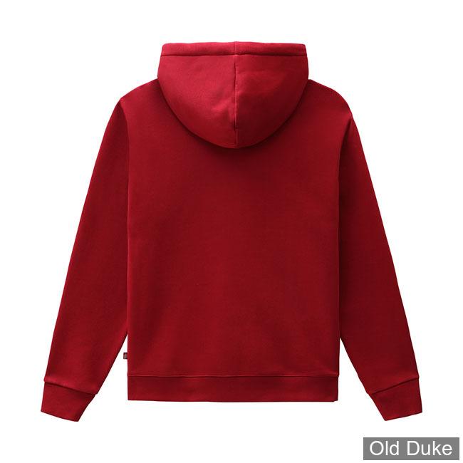 SWEAT SHIRT A CAPUCHE - DICKIES - ICON LOGO HOODIE - BIKING RED