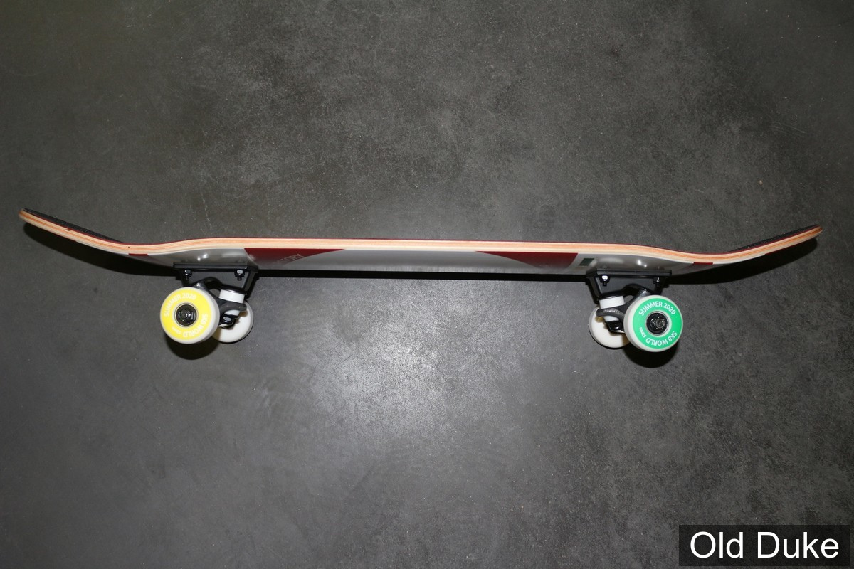 "SKATEBOARD - STREET - 8.125""/31.85"" - SUMMER 2020 ""TAG YOUR STORY"" - OLDDUKE"