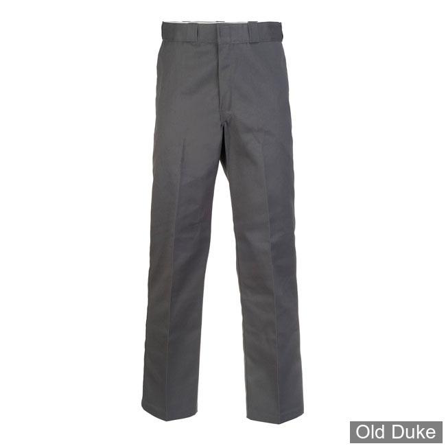 PANTALON - DICKIES - 874 - ORIGINAL WORK PANTS - CHARCOAL GREY / GRIS - TAILLE : 38 / 32