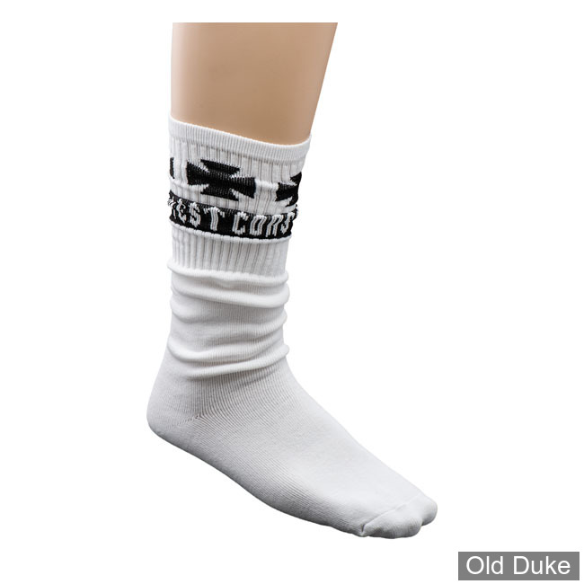 CHAUSSETTES - WCC - TUBE LOGO SOCKS - TAILLE : ( 44 - 46 )