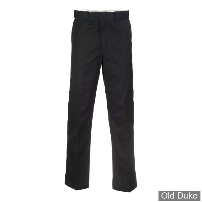 PANTALON - DICKIES - 874 - ORIGINAL WORK PANTS - BLACK / NOIR - TAILLE : 34 / 32