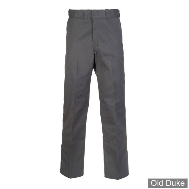 PANTALON - DICKIES - 874 - ORIGINAL WORK PANTS - CHARCOAL GREY / GRIS - TAILLE : 34 / 32