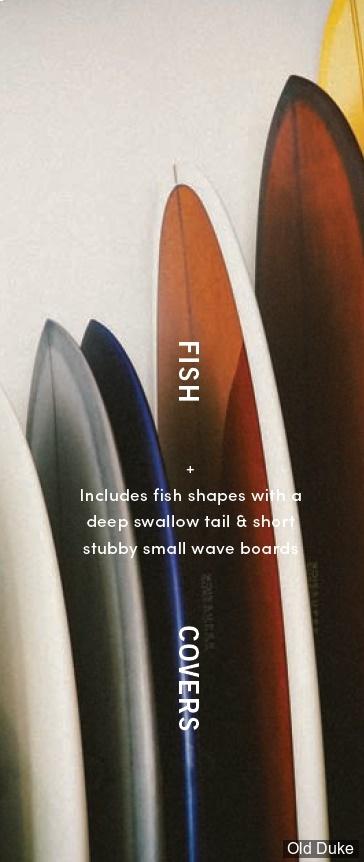 HOUSSE / CHAUSSETTE POUR SURF - FISH / RETRO FISH - POUR PLANCHE DE : 6'3 - CREATURES OF LEASURE - LIME