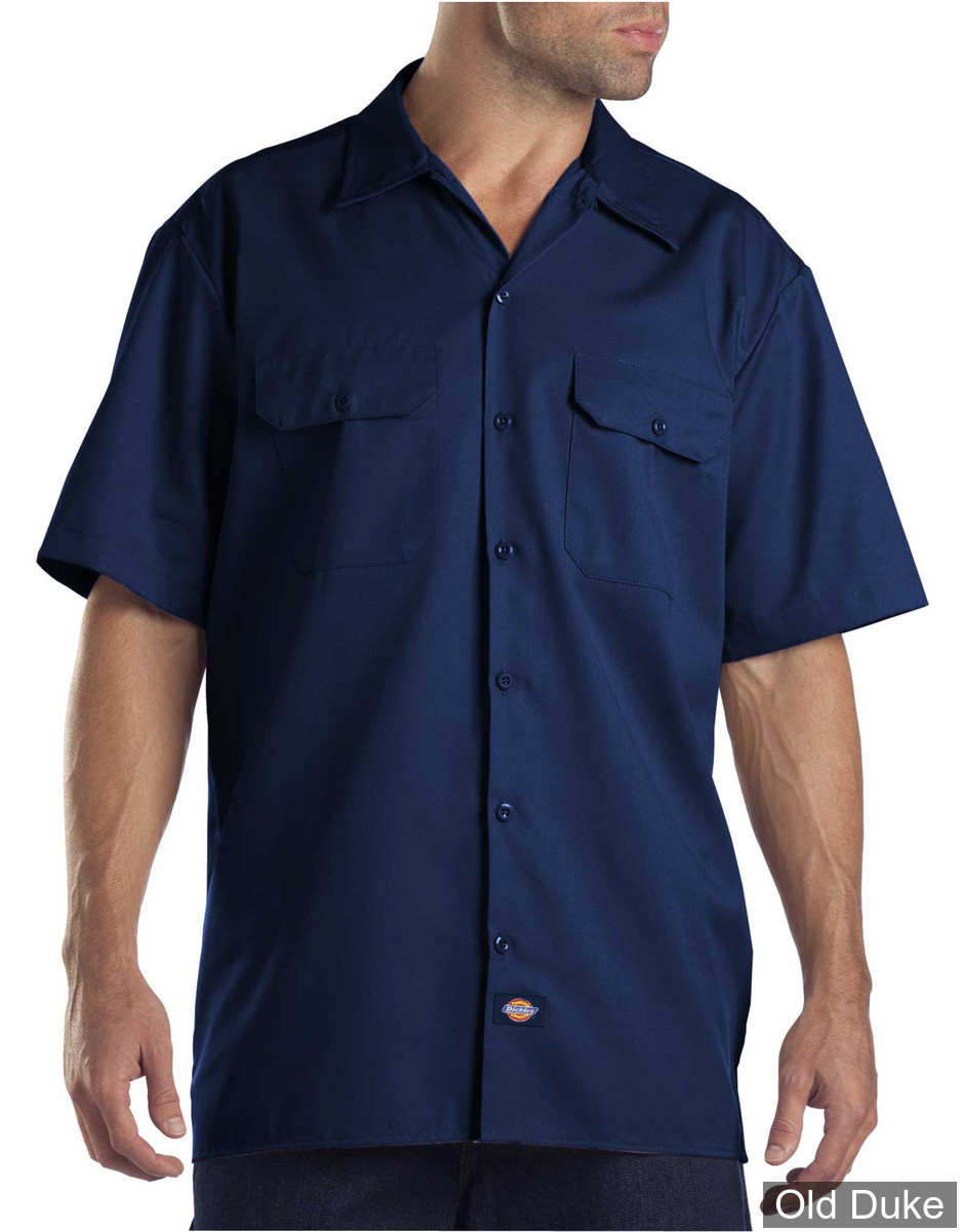 chemise a manches courte - dickies - short sleeve work shirt #1574