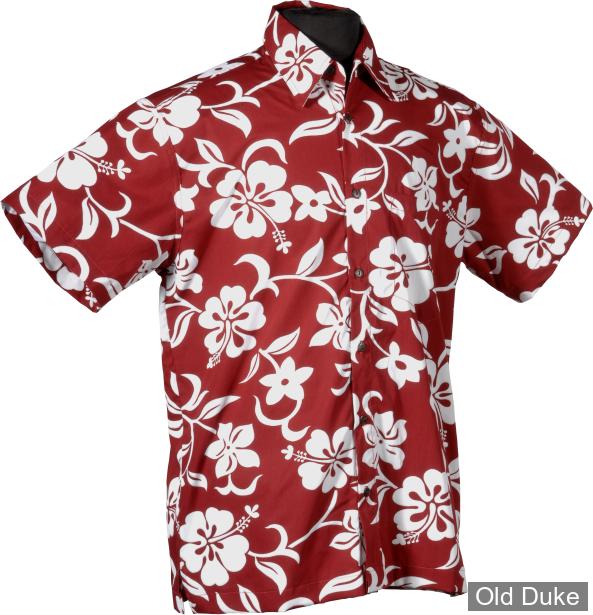 lisse bon x meilleur endroit CHEMISE A MANCHES COURTE - HIGH SEAS TRADING CO - Hawaii Hibiscus ...