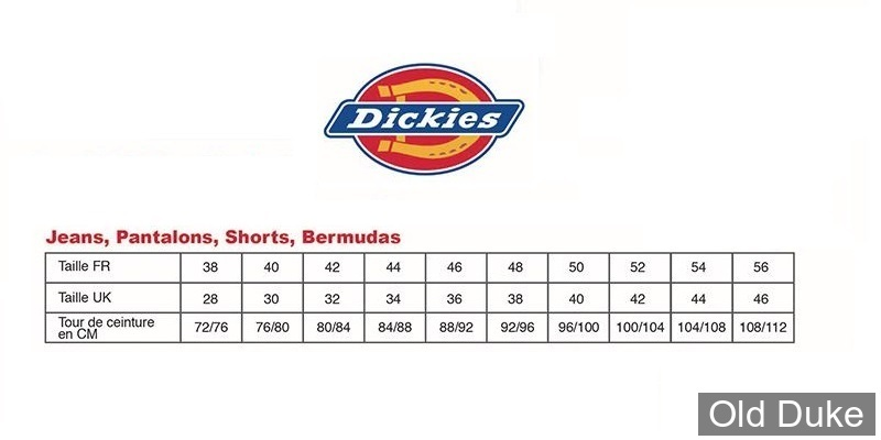 "SHORT - DICKIES - 13"" SLIM FIT WORK SHORTS - CHARCOAL GREY / GRIS -  TAILLE US : 32"