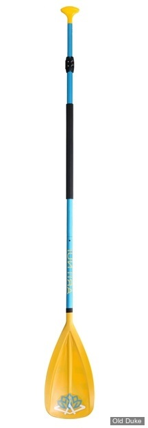 PAGAIES DE STAND UP PADDLE - AJUSTABLE - LONGUEUR : 170 A 210CM / 3 PARTIES - ARI'INUI - POLYCARBONATE / ALUMINIUM -