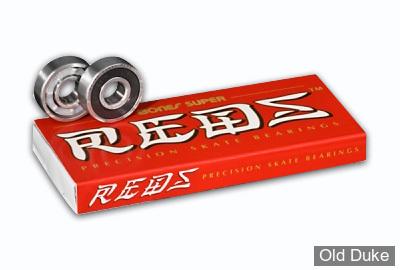 ROULEMENTS - BONES BEARINGS - BONES SUPER RED