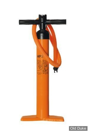 POMPE POUR SUP PADDLE GONFLABLE - ARI'I NUI - COULEUR : ORANGE