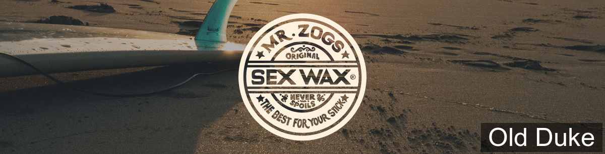 TOP COAT / SURF WAX - COLD TO COOL - TEMPERATURE : 09° A 20° - SEX WAX MR.ZOGS - VIOLET