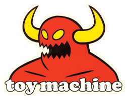SKATE / TOY MACHINE