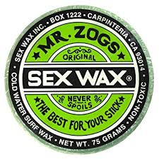 WAX / Sex Wax Mr Zoggs