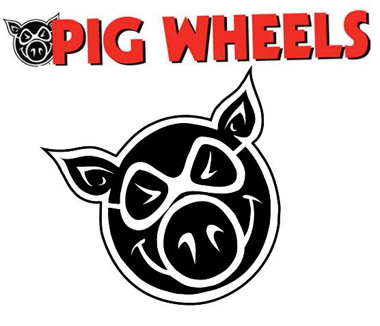 Skate / Pig Wheels