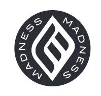 Madness Combinaison Homme 5//4//3 Evolution Black//Gold